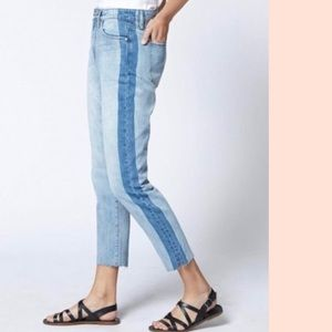 Sanctuary Charli High Rise Jeans 27 Lori Light